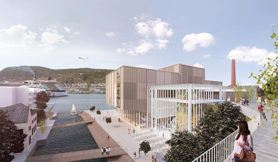 3RW at 'Bergen? Kultur og Byutvikling' Conference
